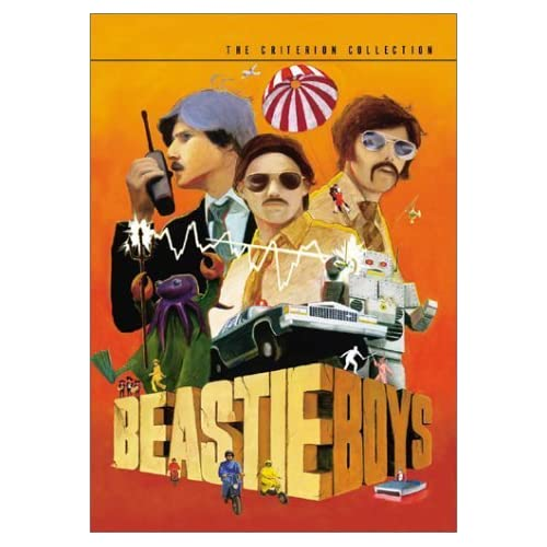 Image 0 of Beastie Boys Video Anthology The Criterion Collection On DVD With Adam Horovitz
