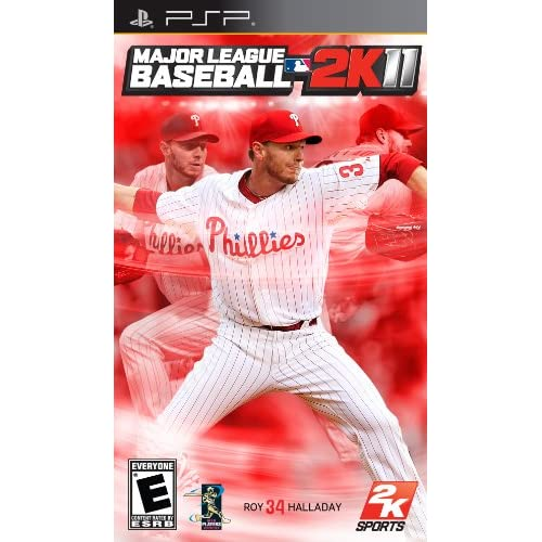 Image 0 of Major League Baseball 2K11 For PSP UMD