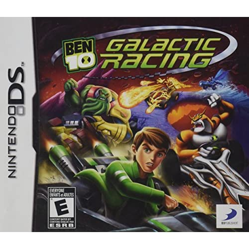 Image 0 of Ben 10 Galactic Racing For Nintendo DS DSi 3DS 2DS