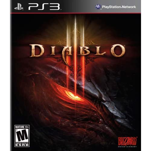 Image 0 of Diablo III For PlayStation 3 PS3 RPG