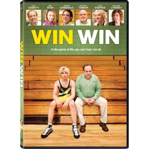 Image 0 of Win Win On DVD with Paul Giamatti