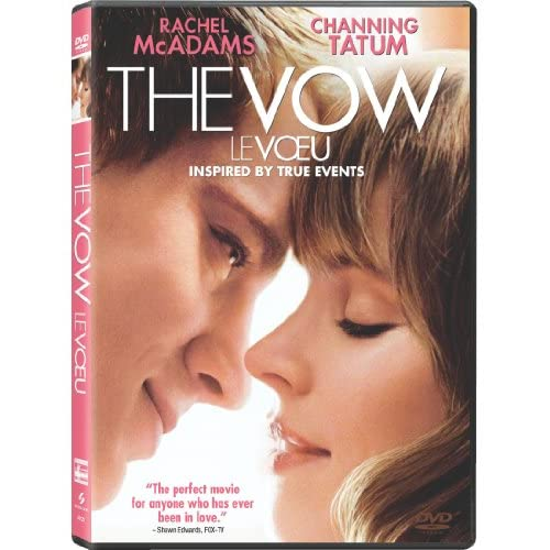 Image 0 of The Vow / Le Voeu French/Canadian/English On DVD
