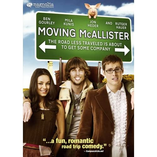 Image 0 of Moving McAllister On DVD with Rutger Hauer Music & Concerts