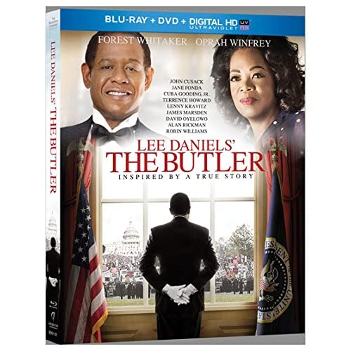 Image 0 of Lee Daniels' The Butler Blu-Ray Combo On Blu-Ray With Forest Whitaker