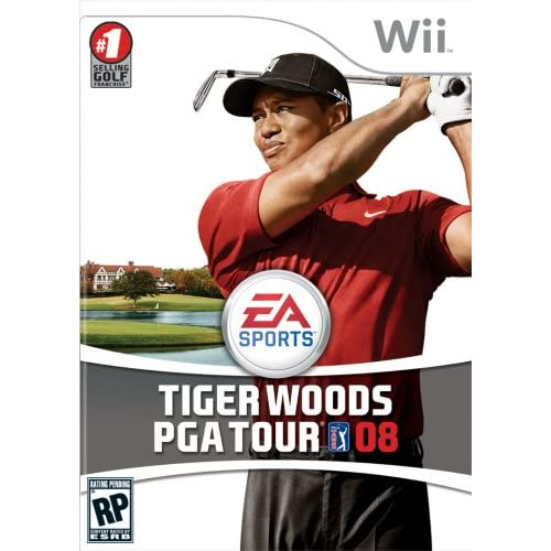 Image 0 of Tiger Woods PGA Tour 08 For Wii Golf