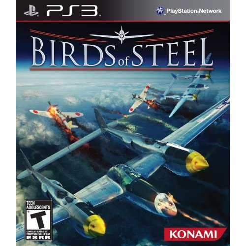 Birds Of Steel For PlayStation 3 PS3