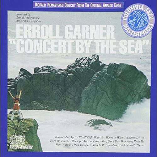 Image 0 of Concert By The Sea By Garner Erroll On Audio CD Album 1987