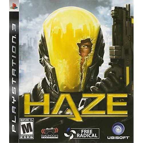 Haze For PlayStation 3 PS3 Shooter