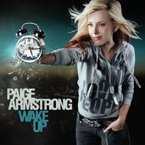 Image 0 of Wake Up By Paige Armstrong On Audio CD Album