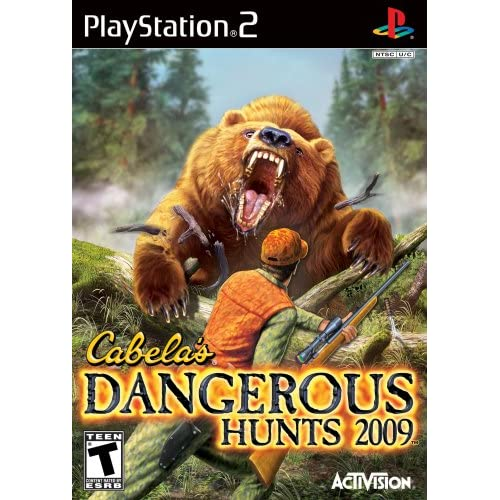Image 0 of Cabela's Dangerous Hunts 2009 For PlayStation 2 PS2 Shooter