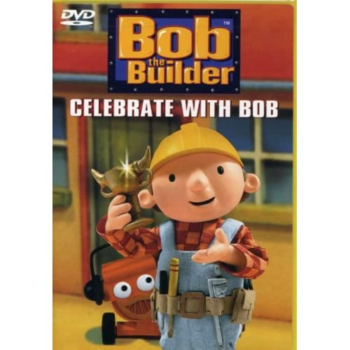 Image 0 of Bob The Builder Celebrate With Bob DVD