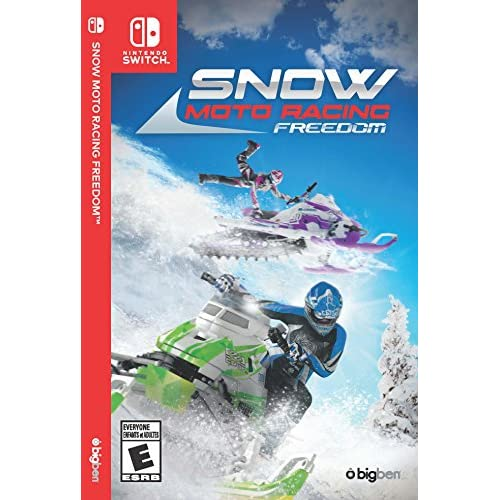 Image 0 of Snow Moto Racing Freedom /Switch For Nintendo Switch