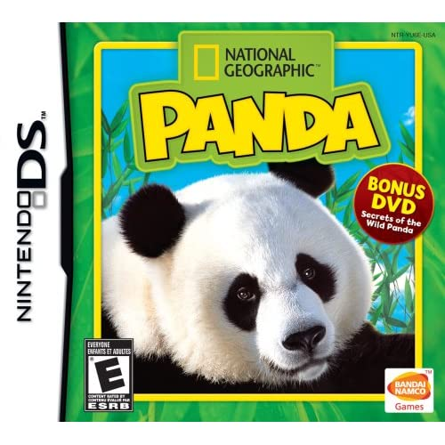 Image 0 of National Geographic: Panda For Nintendo DS DSi 3DS 2DS