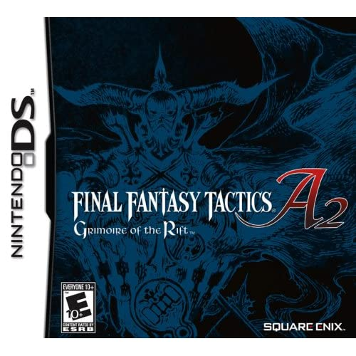 Image 0 of Final Fantasy Tactics A2 For Nintendo DS DSi 3DS 2DS