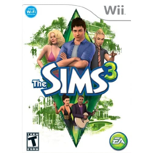 Image 0 of The Sims 3 For Wii