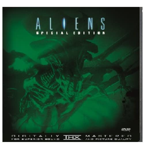 Image 0 of Aliens Special Edition On DVD With Sigourney Weaver