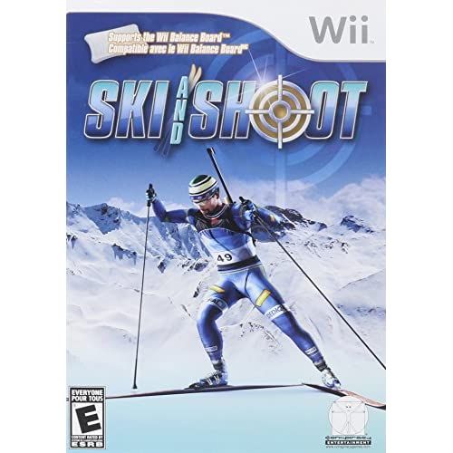 Image 0 of Ski And Shoot For Wii And Wii U