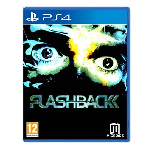 Image 0 of Flashback Limited Edition PS4 For PlayStation 4