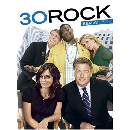 Image 0 of 30 Rock: Season 3 On DVD With Tina Fey Comedy