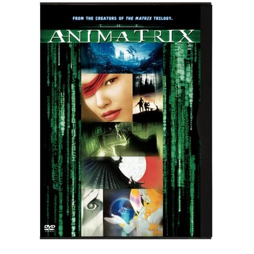 Image 0 of The Animatrix On DVD With Isshin Chiba
