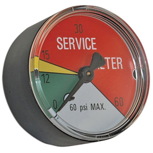 Apache 99019340 2 Filter Indicator Gauge