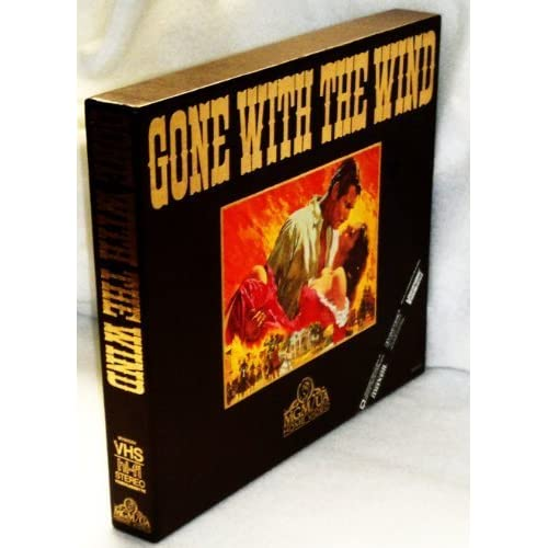 Image 0 of Gone With The Wind 2 Deluxe Set With Souvenir Program By Mgm/ua On VHS