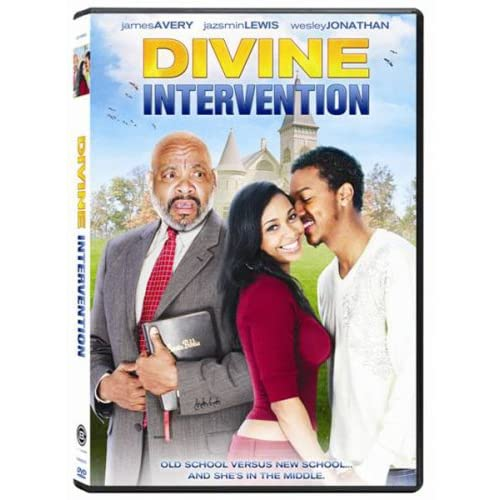Image 0 of Divine Intervention On DVD With Jazsmin Lewis