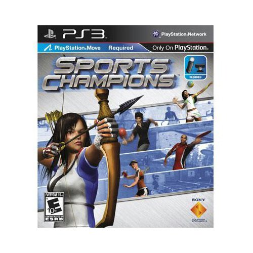 Sony PlayStation Sports Champions Sports Game Complete Product