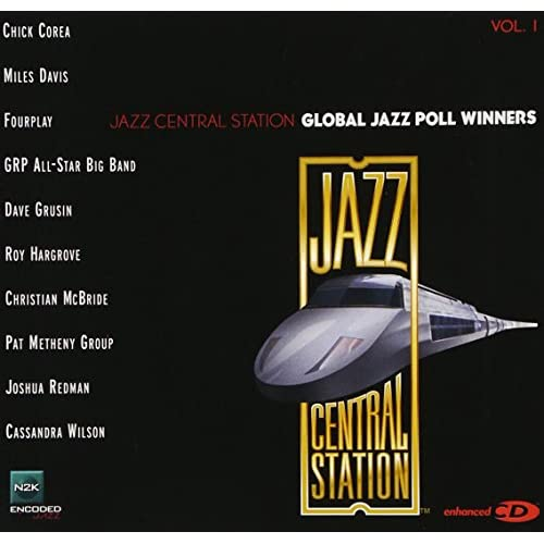 Image 0 of Global Jazz Poll Winners 1 By Jazz Central Station On Audio CD Album 1