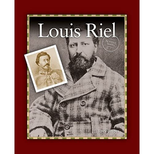 Louis Riel Activist By Barber Terry Book Paperback