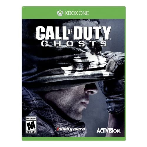 Call Of Duty: Ghosts For Xbox One COD Shooter
