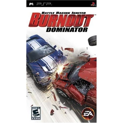 Image 0 of Burnout Dominator Sony For PSP UMD Racing