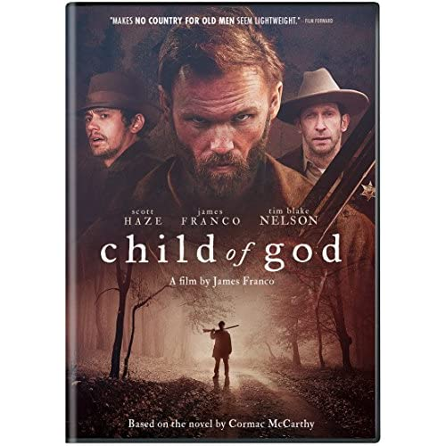 Image 0 of Child Of God On DVD With James Franco