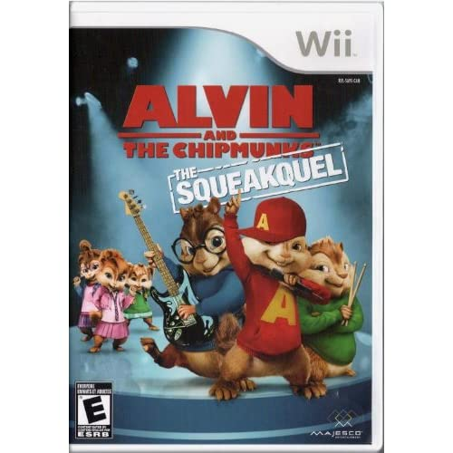Image 0 of Alvin And The Chipmunks: The Squeakquel For Wii And Wii U