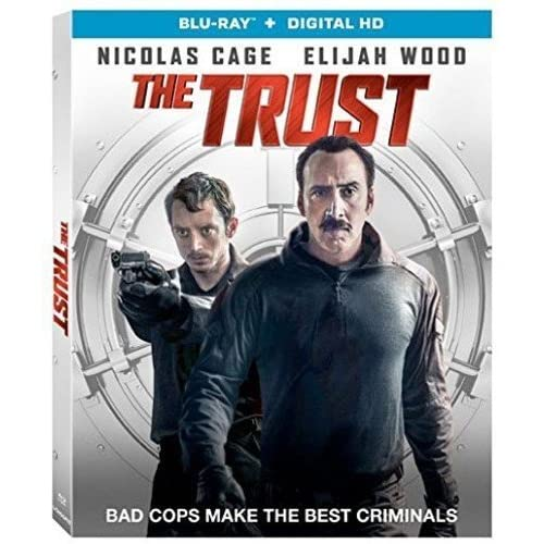 Image 0 of The Trust Blu-Ray Digital HD On Blu-Ray With Nicolas Cage
