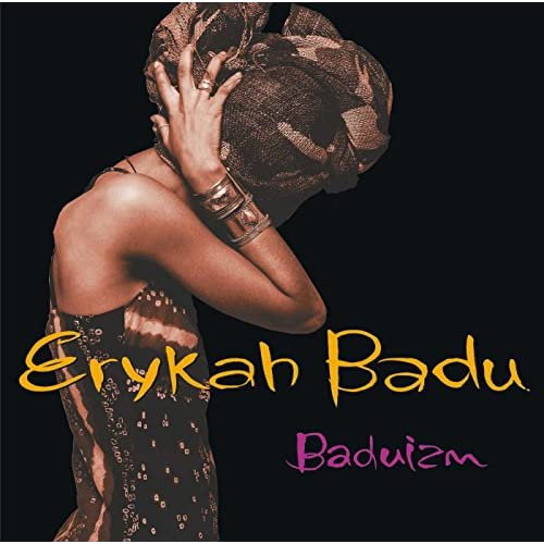 Image 0 of Baduizm By Erykah Badu On Audio CD Album 1997