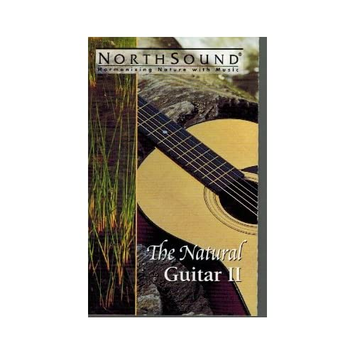 Image 0 of Natural Guitar II By Jay Steele On Audio Cassette
