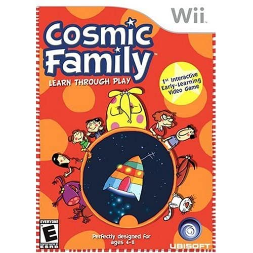 Image 0 of Cosmic Family For Wii And Wii U