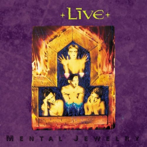 Image 0 of Mental Jewelry By Live On Audio CD Album 1991