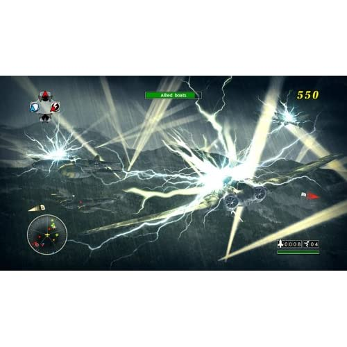 Image 2 of Blazing Angels 2: Secret Missions Of WWII For PlayStation 3 PS3