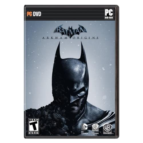 Batman: Arkham Origins PC For PC Software