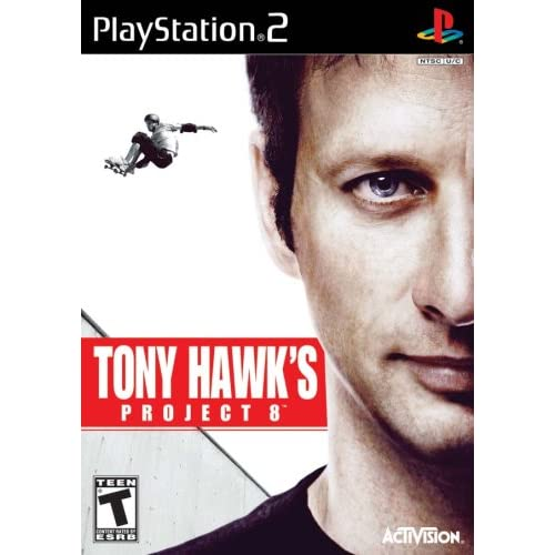 Tony Hawk's Project 8 For PlayStation 2 PS2