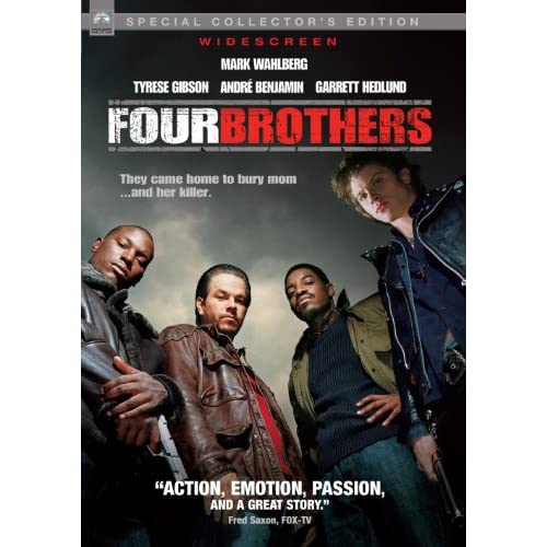 Four Brothers On DVD 4