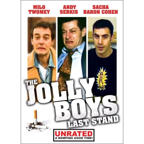 Image 0 of The Jolly Boys Last Stand On DVD with Sacha Baron Cohen Andy Serkis