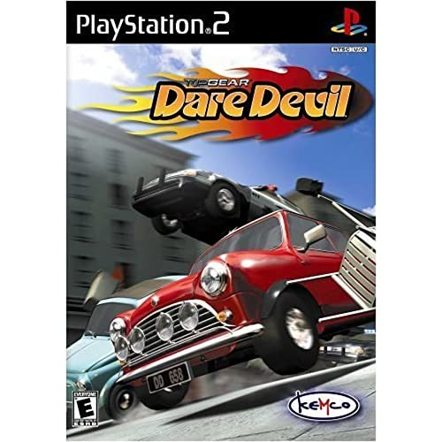 Image 0 of Top Gear Dare Devil For PlayStation 2 PS2