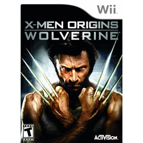 Image 0 of X-Men Origins: Wolverine For Wii And Wii U