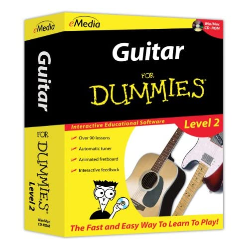 Image 0 of EMedia Guitar For Dummies Level 2 Software