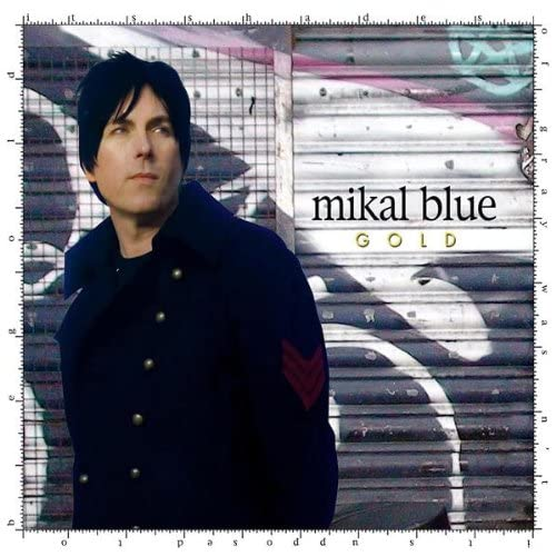 Image 0 of Gold By Mikal Blue On Audio CD Album 2008