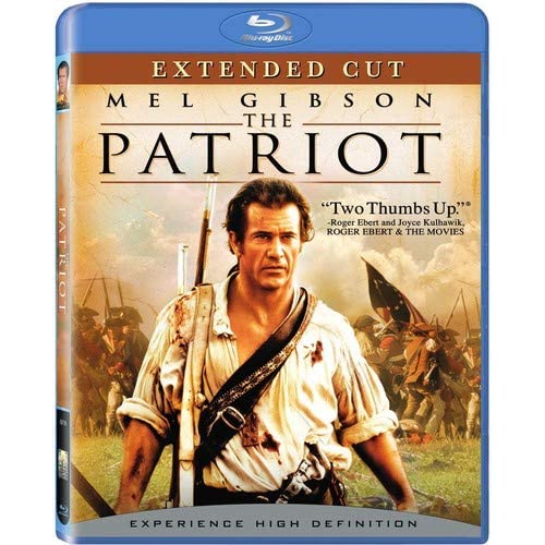 Image 0 of The Patriot Extended Cut Blu-Ray On Blu-Ray With Mel Gibson