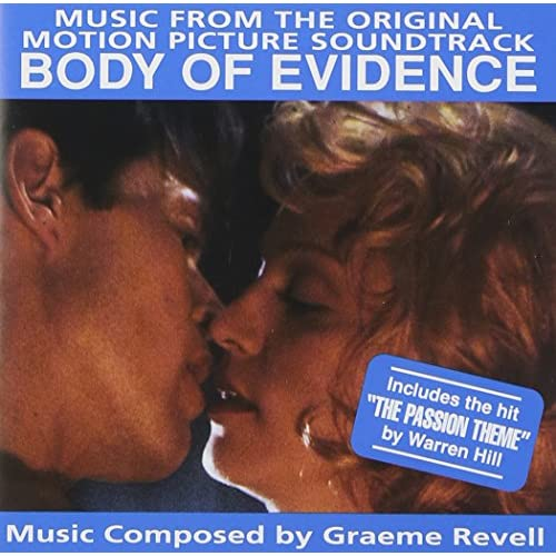 Image 0 of Body Of Evidence By Graeme Revell Performer On Audio CD Album 1993